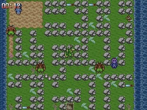 つかぼんのオモチャ島 Game Screen Shots