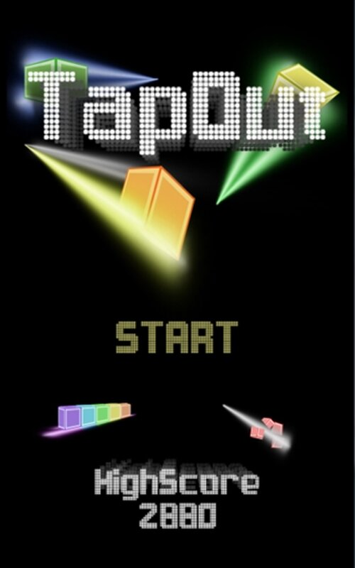 TapOut Game Screen Shot2