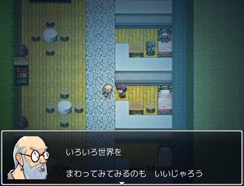 あの捨てられ消える世界(ver.1.06) Game Screen Shot1