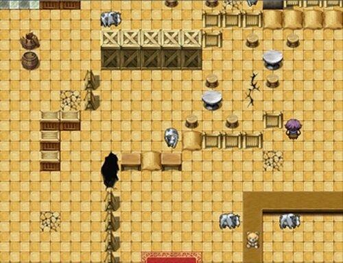 モーモーハザード Game Screen Shot3