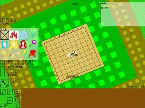 CARDLET -カードゲームシミュレーター- Game Screen Shot3