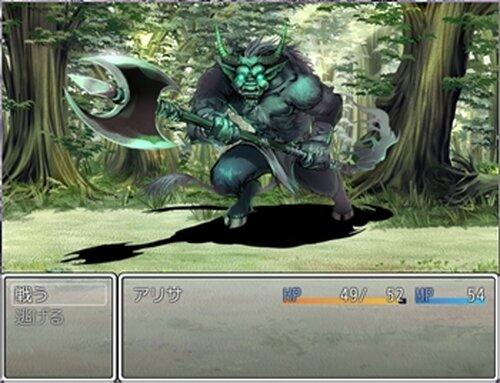 シェフはときどき無茶を言う Game Screen Shot3
