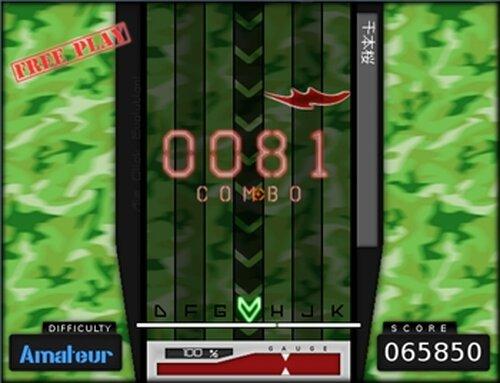 Aim Click Evolution! Game Screen Shot4
