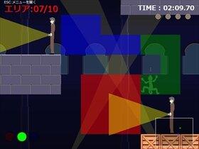 怪盗レオン Game Screen Shot2