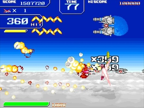 KIRISAME BLADE 2 Game Screen Shot3