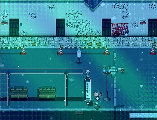 氷の世界 (Ver1.09) Game Screen Shot1