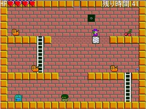 魔女っ娘ポチ Game Screen Shots