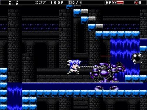VampunishX(ヴァンパニッシュX) Game Screen Shot2