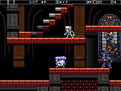 VampunishX(ヴァンパニッシュX) Game Screen Shot5
