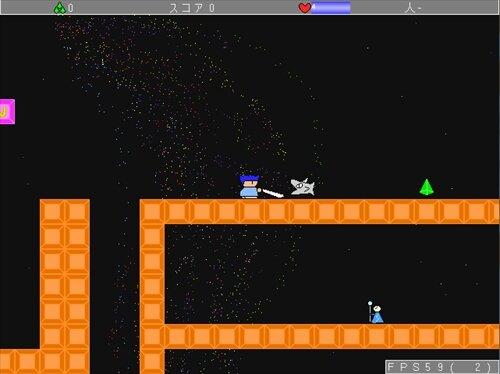 大佐を(・ω・`)させるゲーム Game Screen Shot
