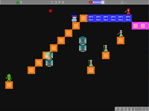 大佐を(・ω・`)させるゲーム Game Screen Shot4