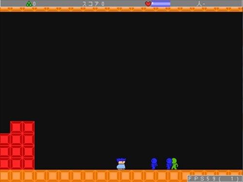 大佐を(・ω・`)させるゲーム Game Screen Shot5