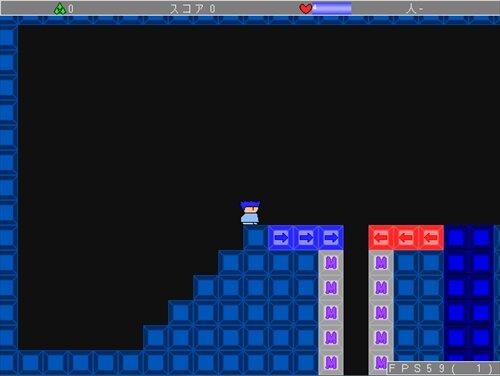 大佐を(・ω・`)させるゲームⅡ Game Screen Shot1