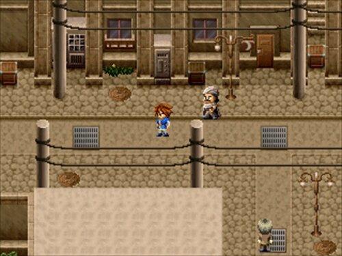 Tear of Vanadies Game Screen Shot1