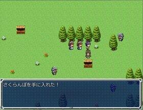 さくらんぼ前線 Game Screen Shot2