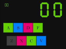 ASDFZXCV Game Screen Shot2