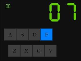 ASDFZXCV Game Screen Shot3