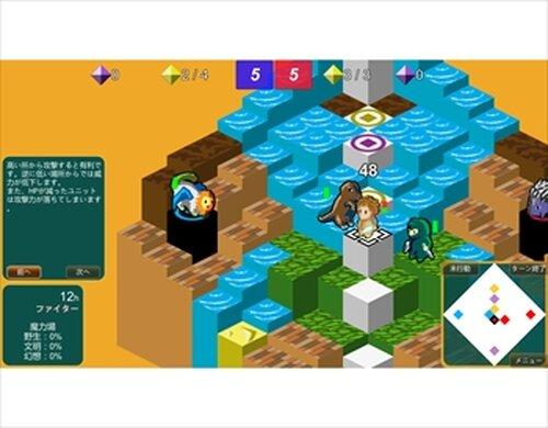 召喚ダイヤモンド Game Screen Shots