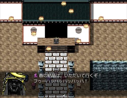 はなさかわんこ戦記 Game Screen Shot2