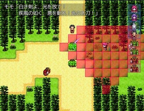 はなさかわんこ戦記 Game Screen Shot4