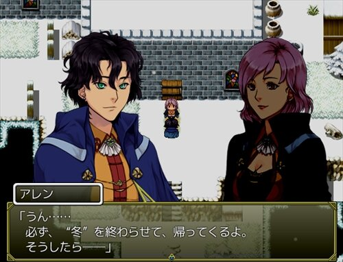 桜ノ戦記 Game Screen Shot1
