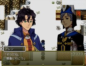 桜ノ戦記 Game Screen Shot3