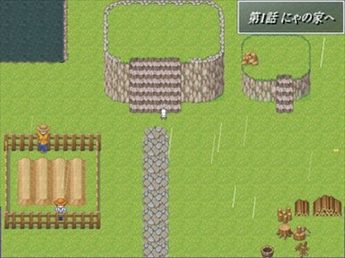 猫の大冒険 Game Screen Shot4