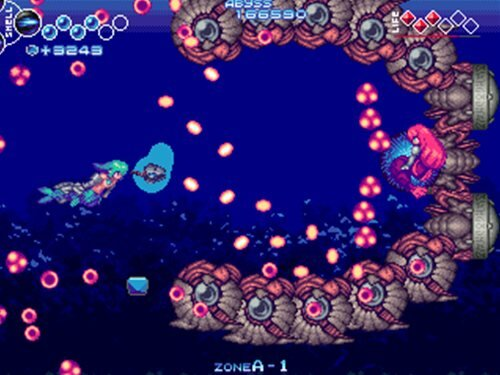Vacant Ark Game Screen Shot1
