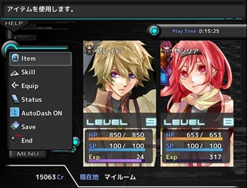 SAKURA UNDERGROUND Game Screen Shot2