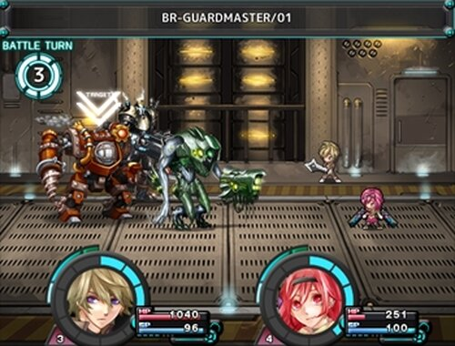 SAKURA UNDERGROUND Game Screen Shot3
