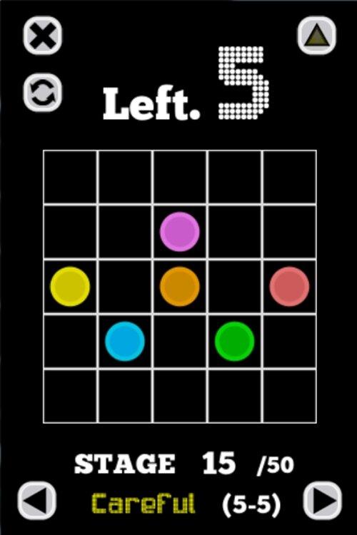 FlickHit Game Screen Shot