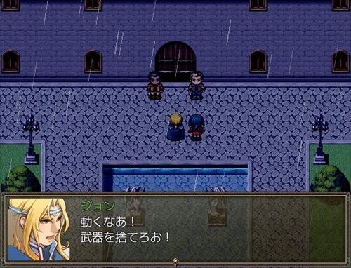 ハードボイルド・チョコレート Episode1 禁煙 - No Smoking - Game Screen Shot1