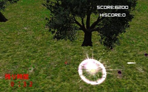 Shot Survival Game Screen Shot1
