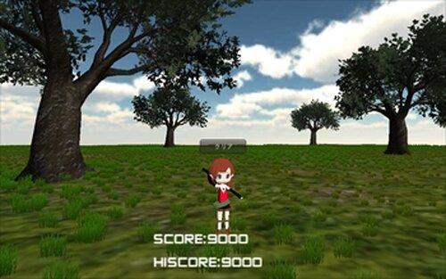 Shot Survival Game Screen Shot4