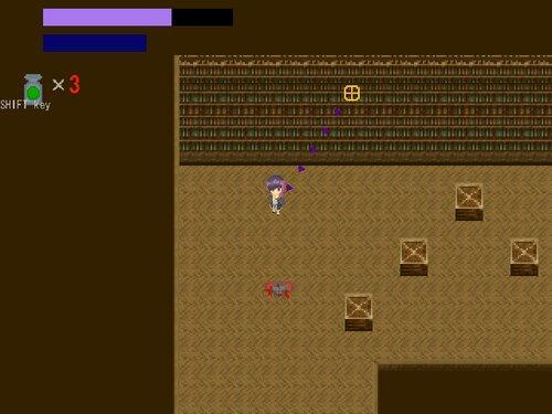 紫弾の射手 Game Screen Shot2