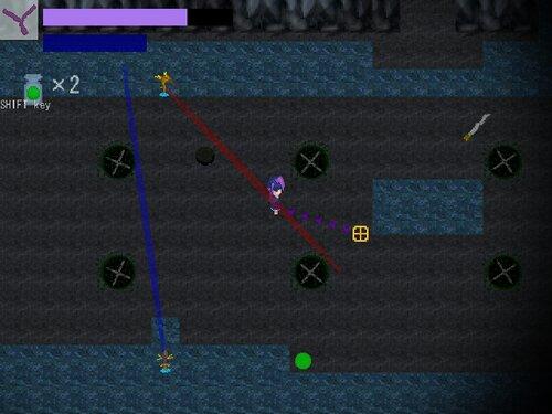 紫弾の射手 Game Screen Shot4