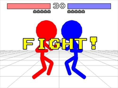 CloseFighterREVENGE Game Screen Shot2