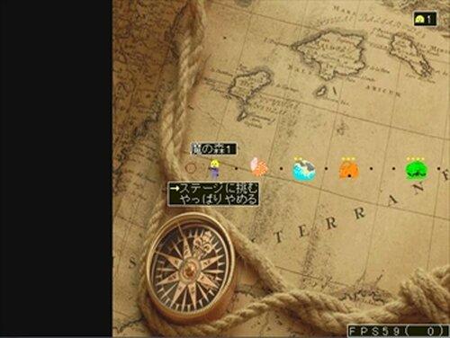 ELEMENTAL PEACEⅡ ~knightstalker~ Game Screen Shot3