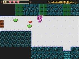 リリアンソード氷の魔王 Game Screen Shot2