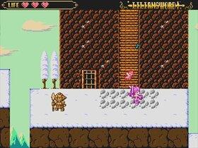 リリアンソード氷の魔王 Game Screen Shot3