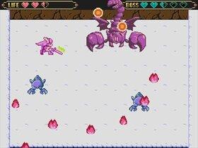 リリアンソード氷の魔王 Game Screen Shot4