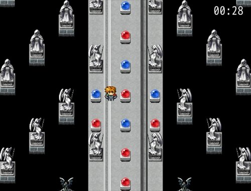 LinkOrb Game Screen Shot1