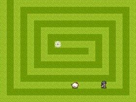 追われる冒険 Game Screen Shot2