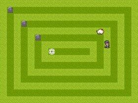 追われる冒険 Game Screen Shot3
