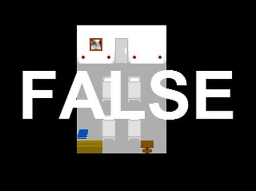 FALSE Game Screen Shot2