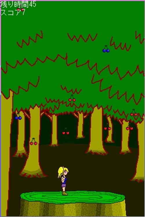 さくらんぼメル子 Game Screen Shot5