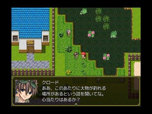 さくらんぼ戦線 Game Screen Shot1