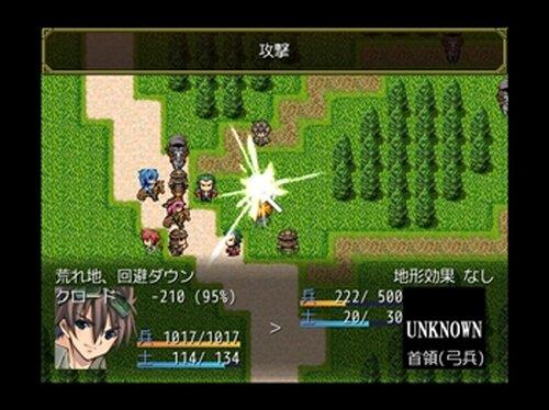 さくらんぼ戦線 Game Screen Shots