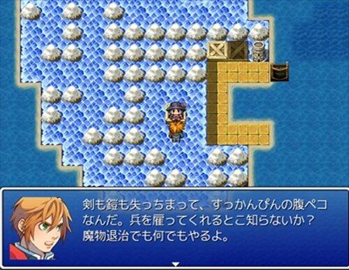 ケビンあにぃとアカサ Game Screen Shots