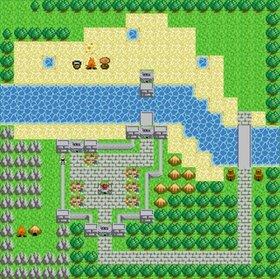 友達が暇つぶしに作ってたhtmlゲーム(試作) Game Screen Shot2